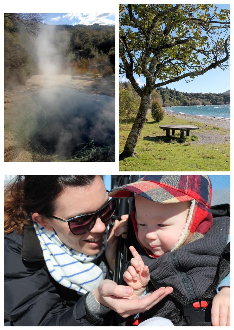 Taupo Holiday Photos | mylittlelarder.com