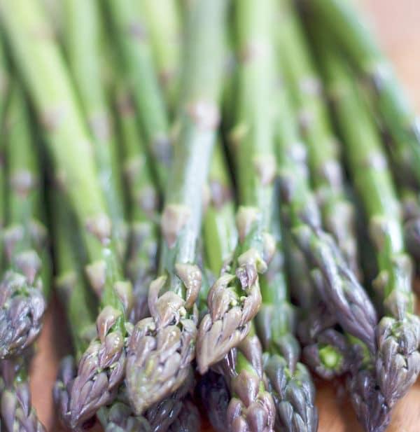 Roasted Asparagus | www.mylittlelarder.com