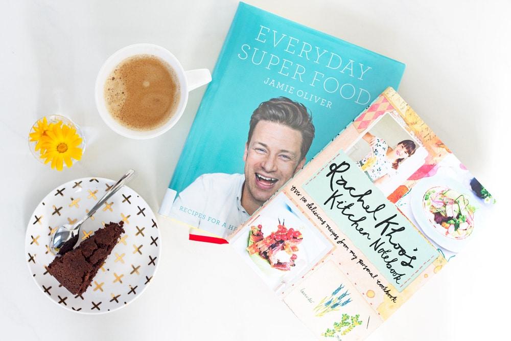jamie oliver rachel khoo cookbooks | mylittlelarder.com