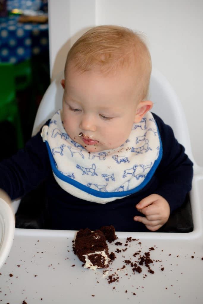 Kids First Birthday Party | mylittlelarder.com