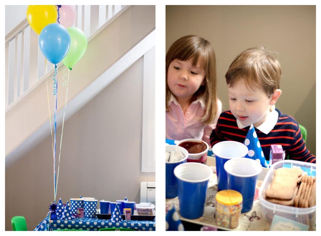 Kids Birthday Party | mylittlelarder.com