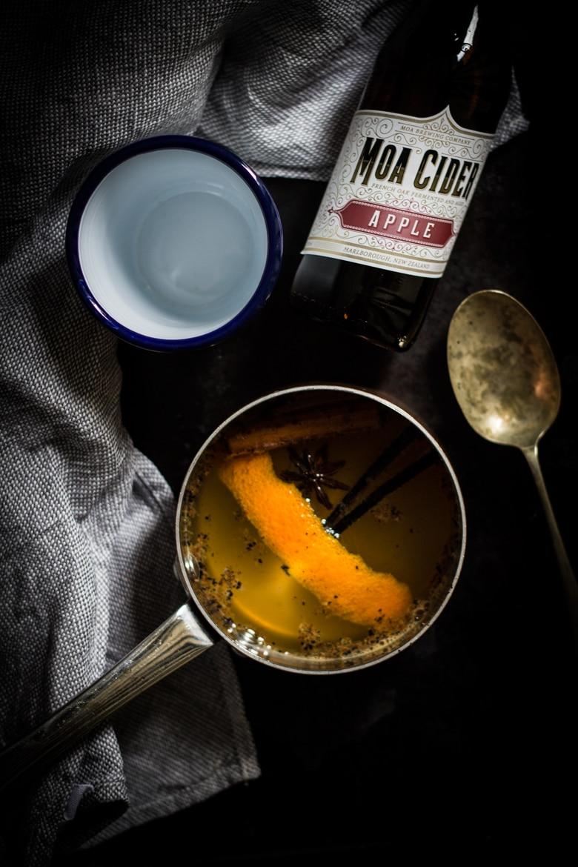 Mulled Apple Cider | mylittlelarder.com