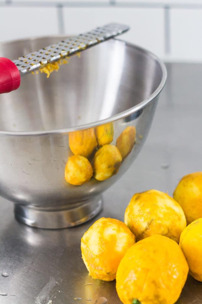 homemade lemon curd | mylittlelarder.com