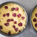 raspberry and lemon cake | mylittlelarder.com