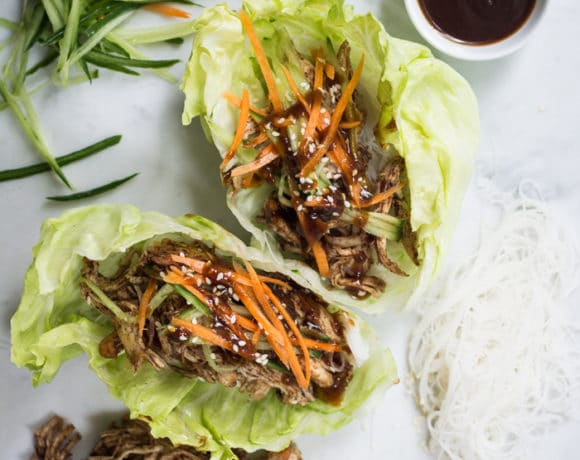 5 Spice Lettuce Cups