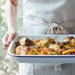 Citrus, Fennel and Chicken Bake | My Little Larder