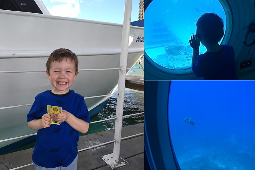 George Submarine   My Little Larder