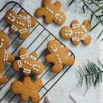 Hawaij Gingerbread Men Cookies | My Little Larder