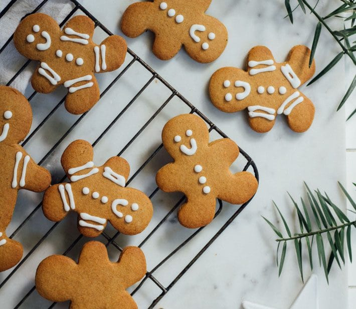 Hawaij Gingerbread Men