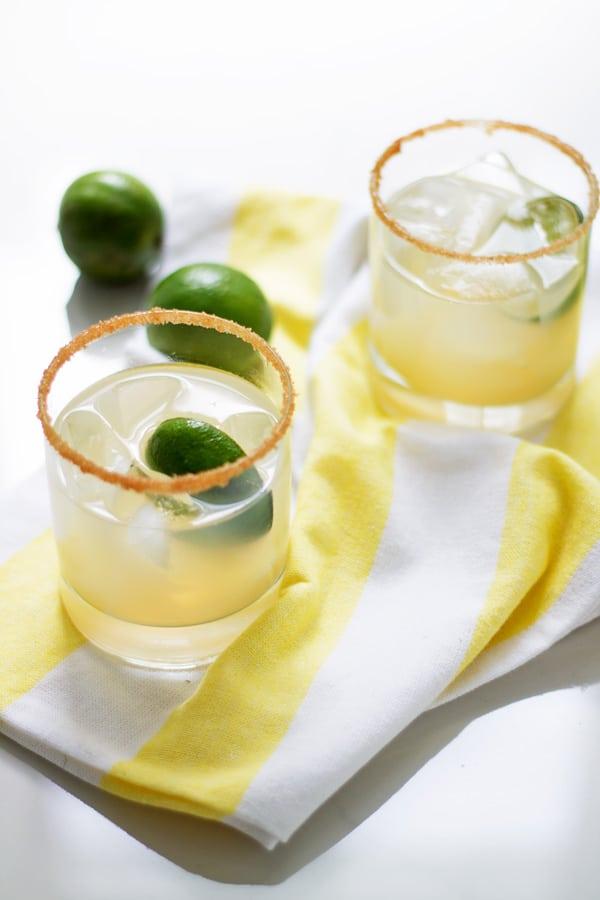 Hazelnut Sour Cocktail | www.mylittlelarder.com
