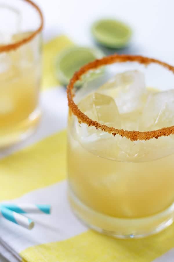 Hazelnut Sour Cocktail