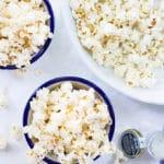 Truffle Popcorn | mylittlelarder.com