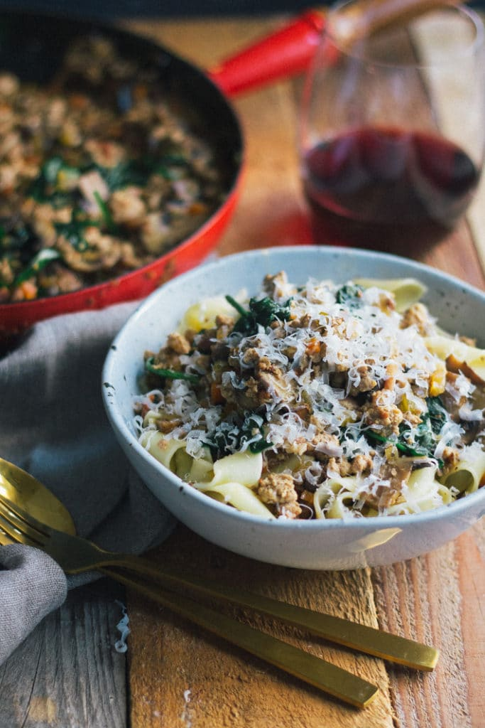Weeknight Pork Ragu