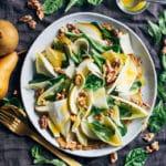 Winter Witlof and Walnut Salad