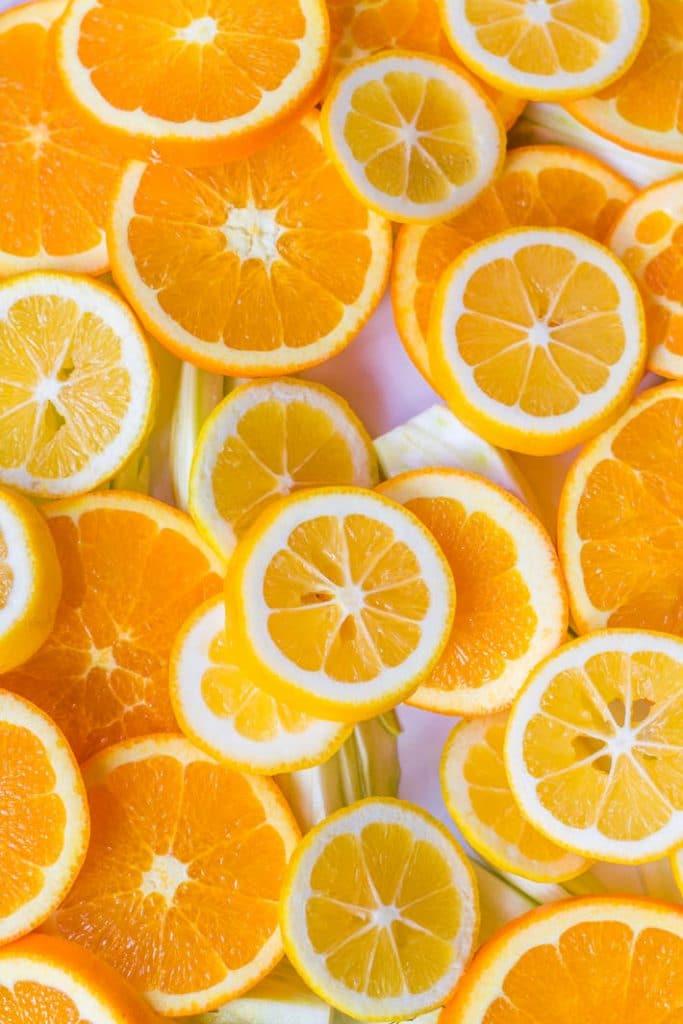 Citrus, Fennel and Chicken Bake | My Little Larder