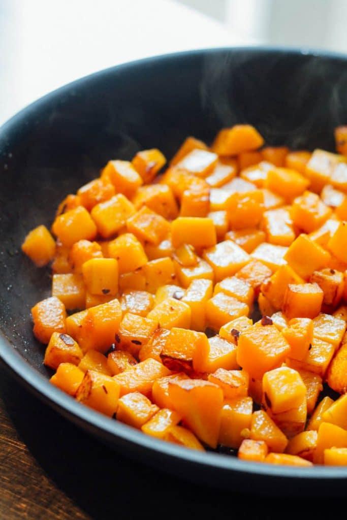 Gnocchi with Butternut Pumpkin and Sage Burnt Butter