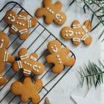 Hawaij Gingerbread Men Cookies | My Little Larder